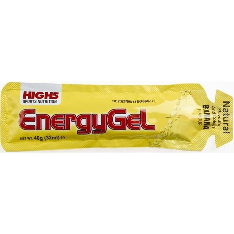 High5 Energy Gel 40g - gel energy (banana)