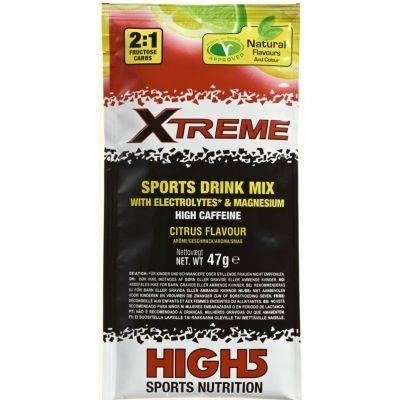 High5 Energy Source Xtreme 47g - carbohydrate drink (citrus)