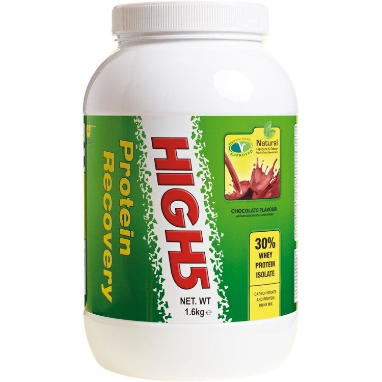 High5 Recovery Protein 1600g - regenerative drink (chocolate)