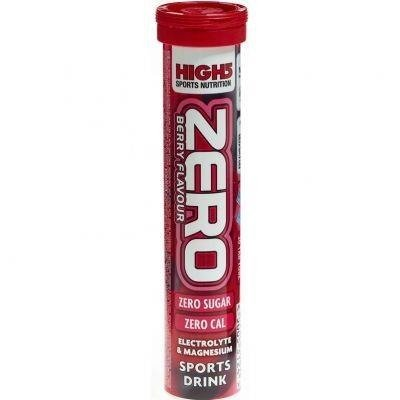 High5 Zero Table 20. - electrolytes (blueberry)