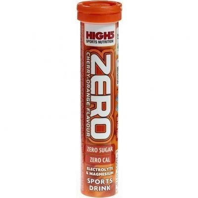 High5 Zero Table 20. - electrolytes (cherry and orange)