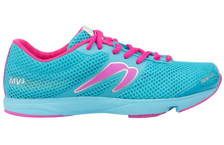 Newton Running - MV3 - women's shoes to compete (blue)