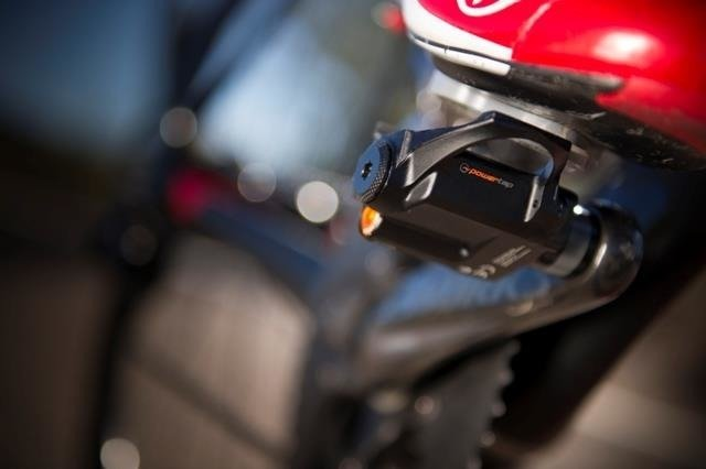 PowerTap P1 - pedals with power measurement