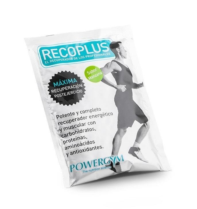 Powergym Recoplus 80g sachet (pineapple) - regenerative drink