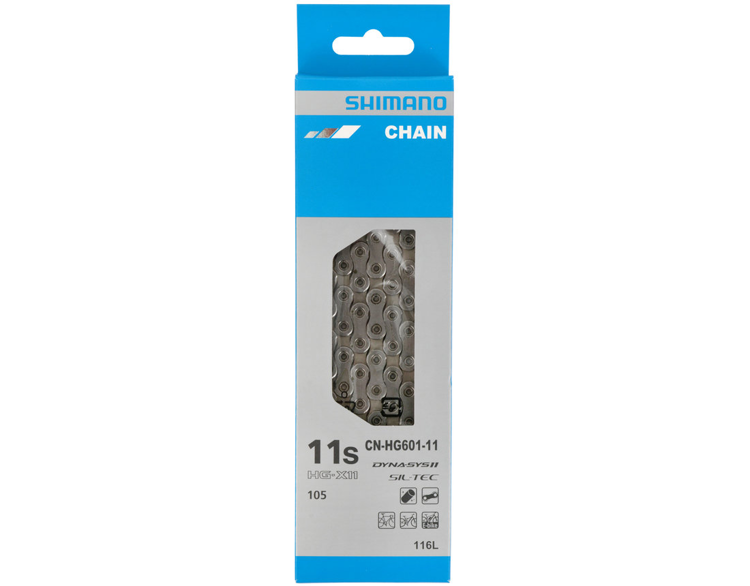 Shimano CN-HG601 - bicycle chain (116 cells 11rz)
