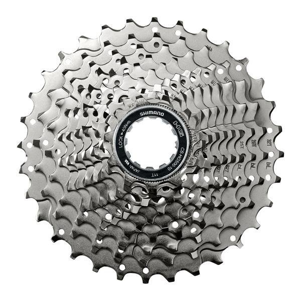 Shimano Tiagra CS-HG500 - Cassette 10 government 11-32T