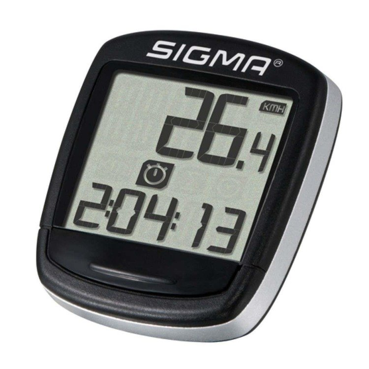 Sigma BASE 500 - bike computer wired (5 functions)