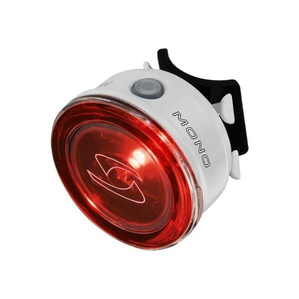 Sigma Black RL - rear bicycle lamp LED USB (White)