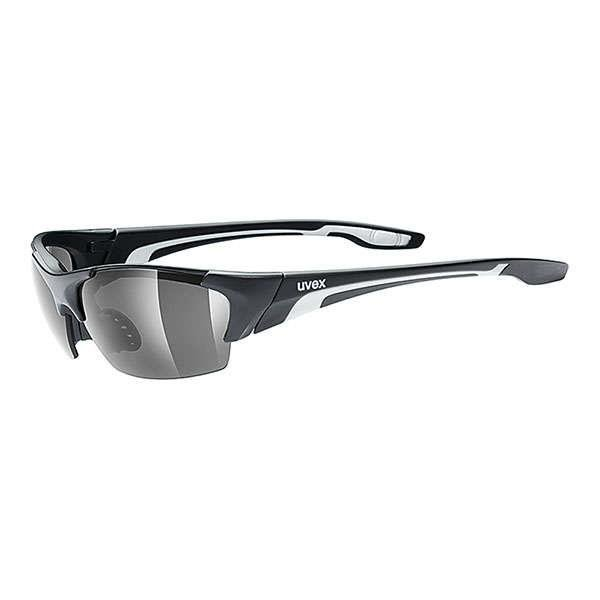 Uvex Blaze III - sunglasses (black and white)